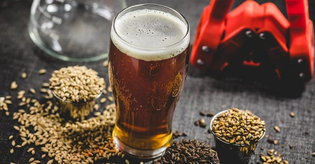 Home brewing process