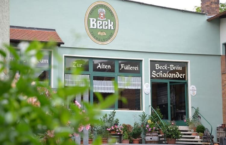 Beck Bräu Helles