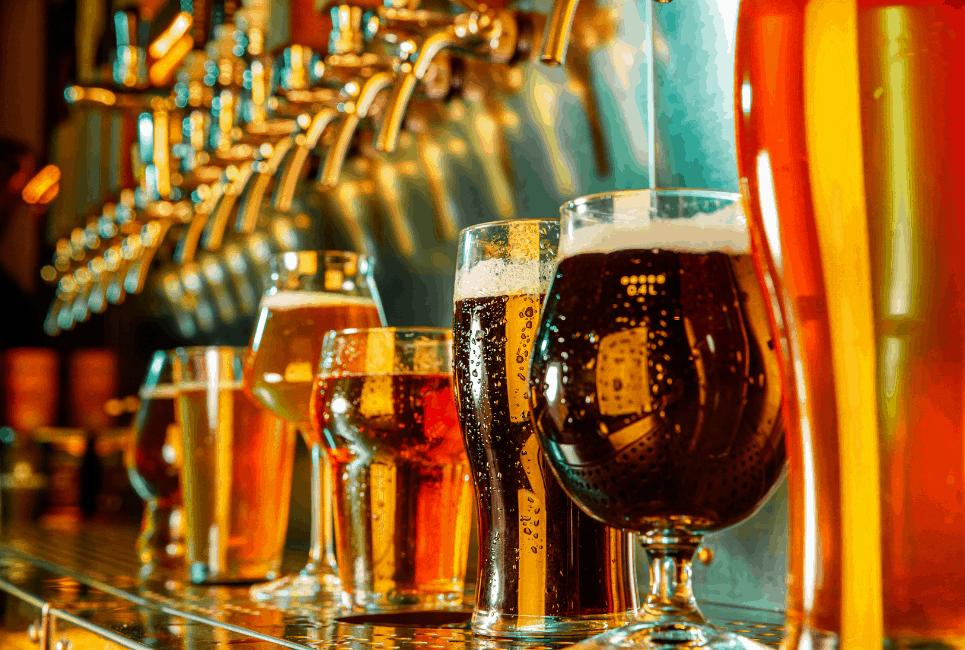 beer types and varieties