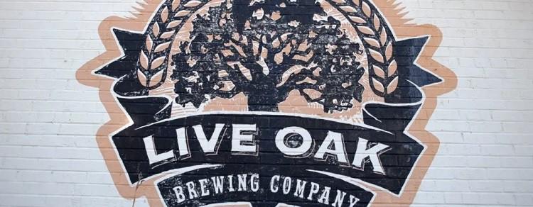 Live Oak Brewery Helles