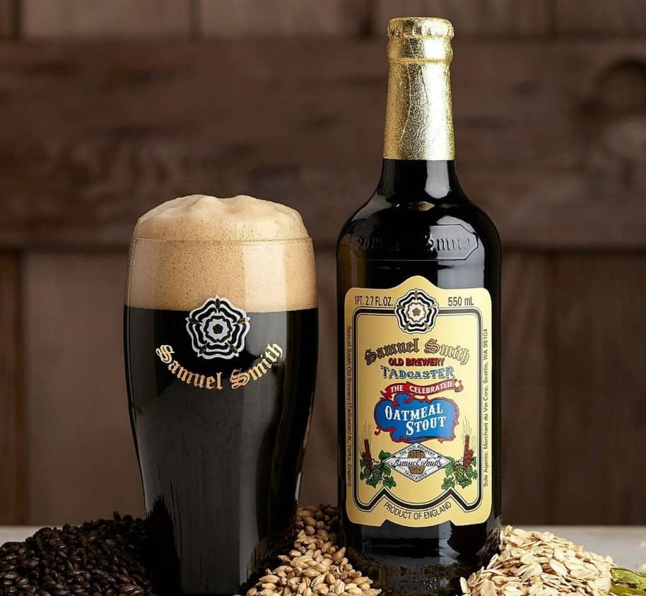 Oatmeal Stout by Samuel Smith