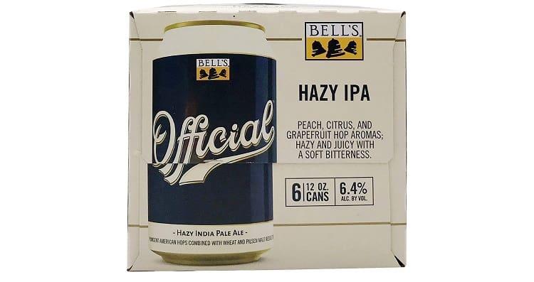 Official Hazy IPA