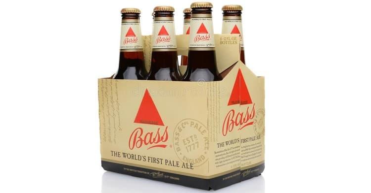 Bass Ale Beer