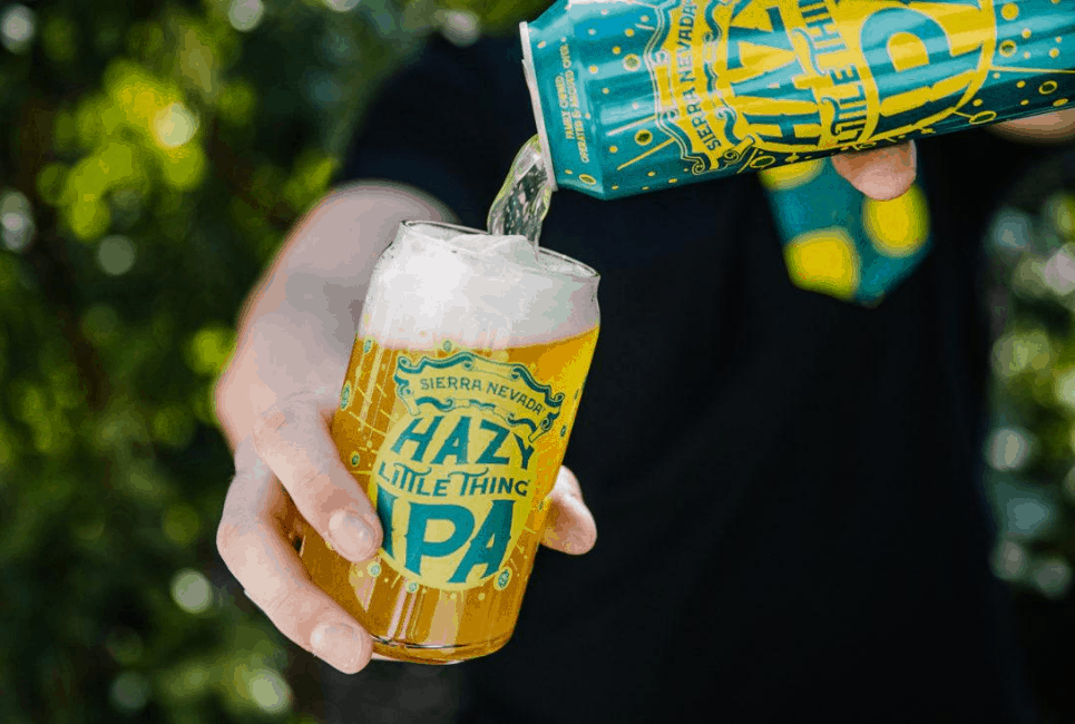 hazy little thing IPA review
