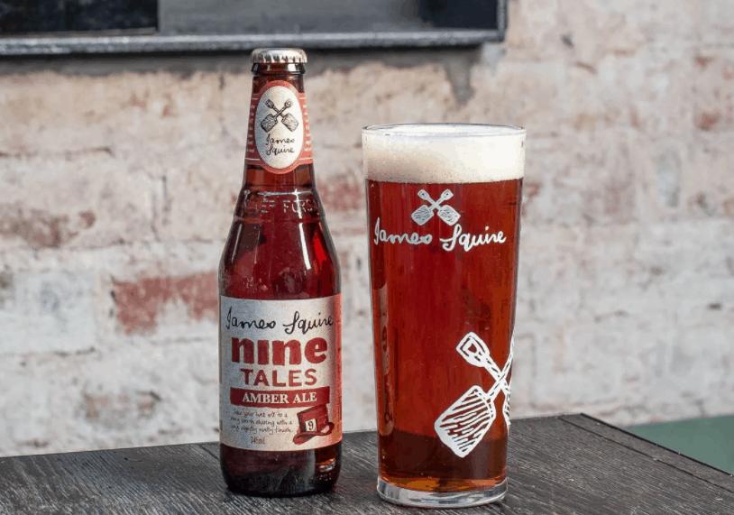 James Squire Nine Tales Original Amber Ale