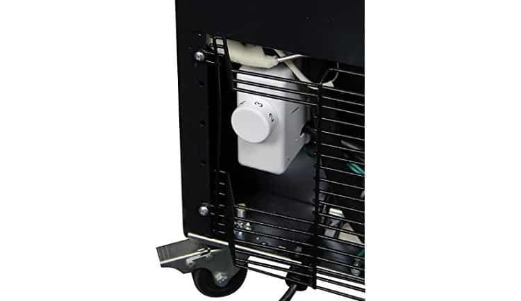 Kegerator Temperature Control and Displays