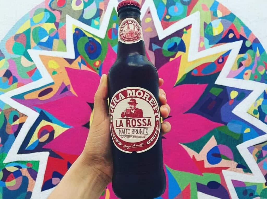 La Rossa Beer