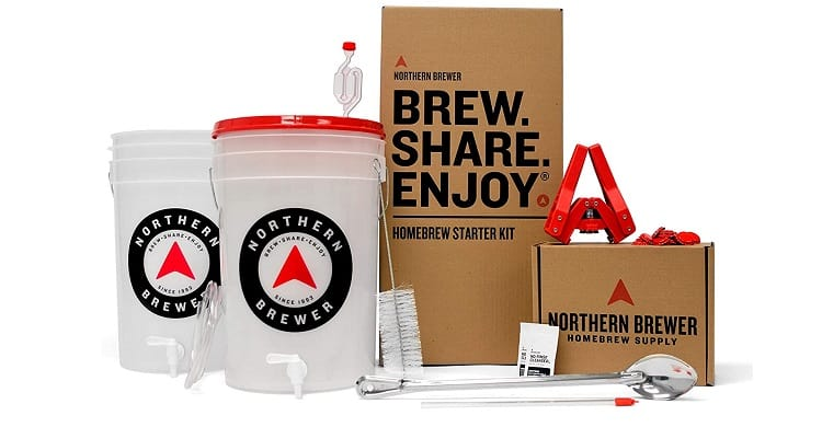 Northern Brewer – Essential Brew – Perfect For Advanced Brewers