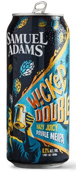 Samuel Adams Wicked Double Beer