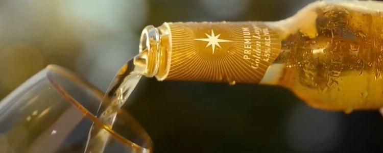 Stella Artois Solstice Lager Look and Taste