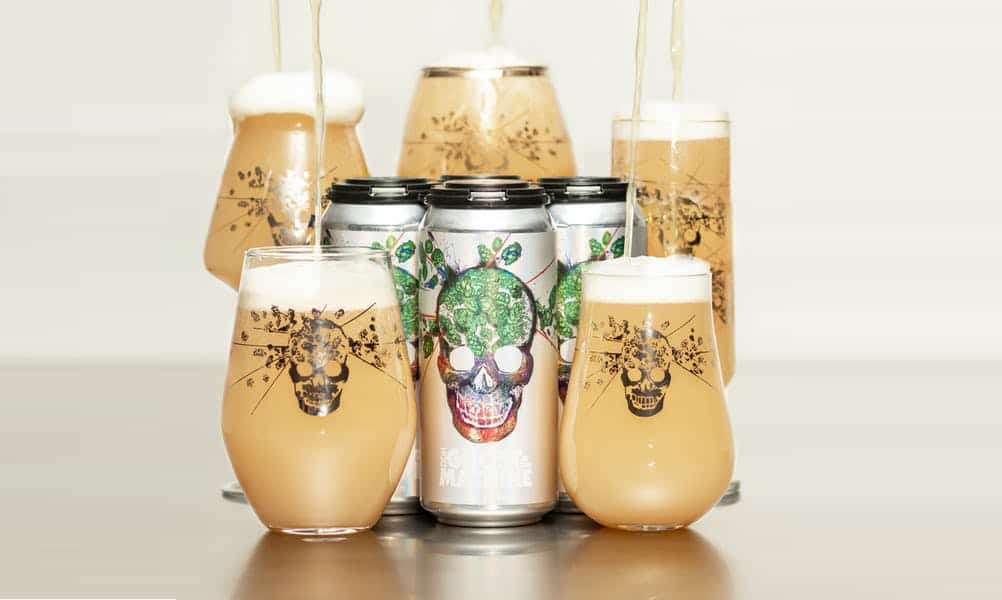 Ghost in the Machine Beer Review