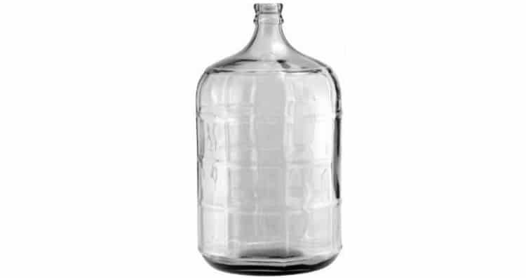 2 X 5 Gallon Glass Carboy