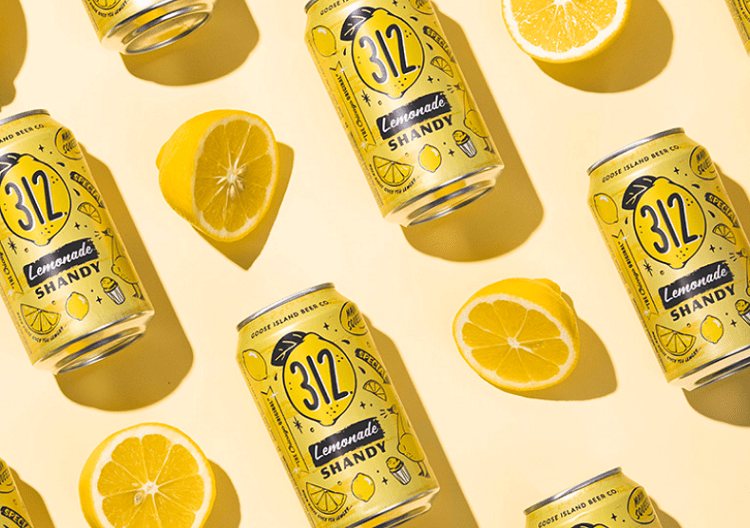 312 Lemonade Shandy