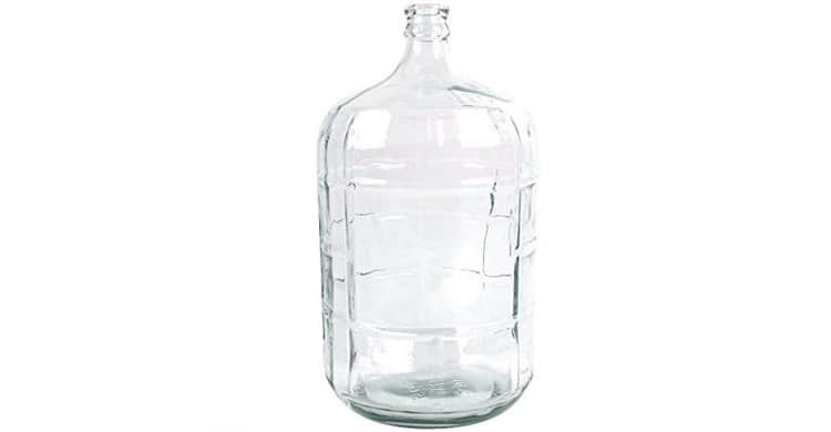 Beautyfamily 5-gal Glass Carboy