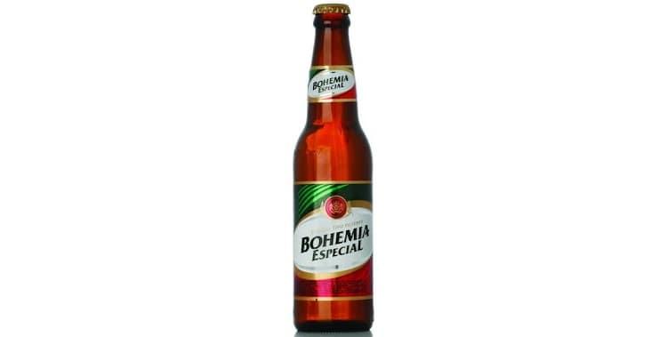 Bohemia Especial Light