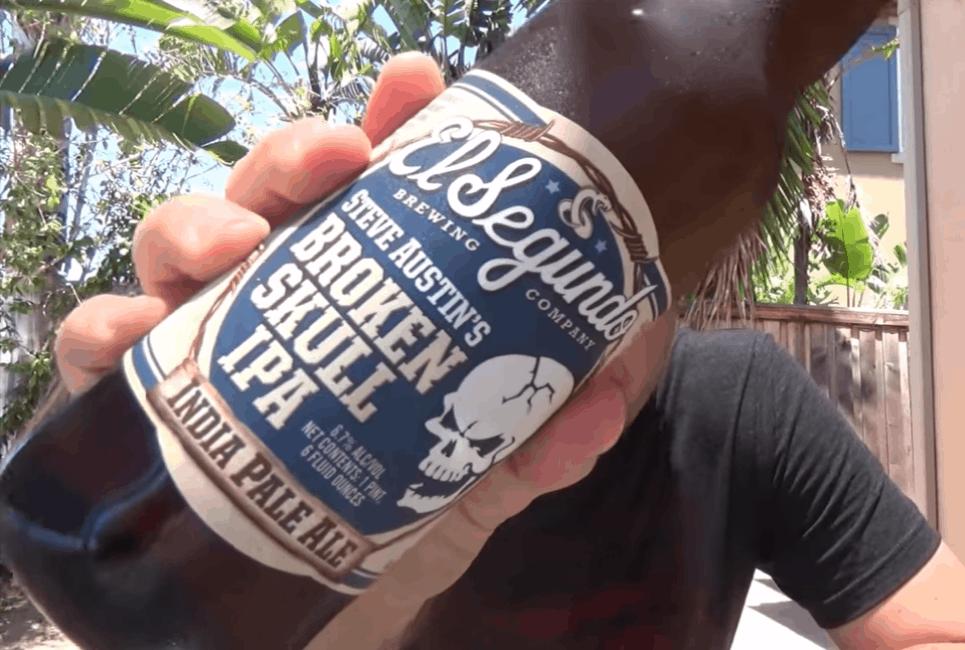 Broken Skull IPA Review