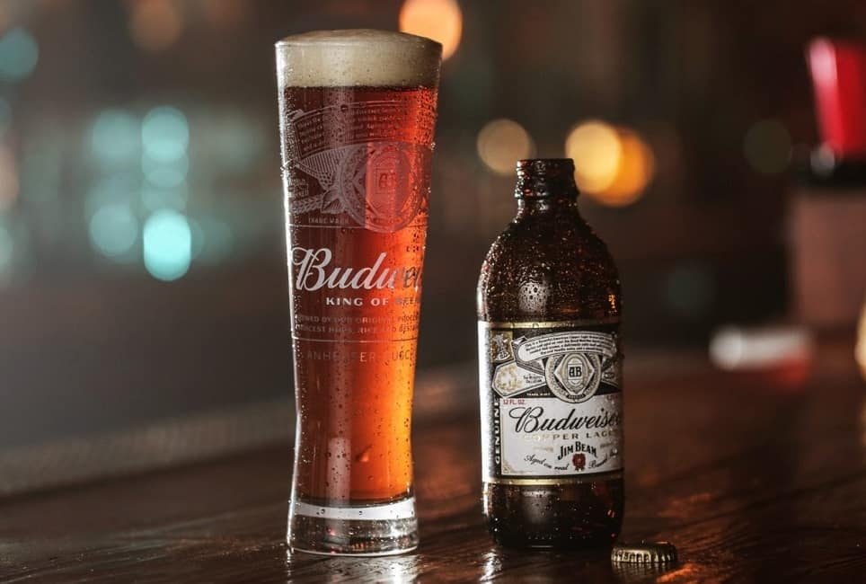 Budweiser Copper Lager Review