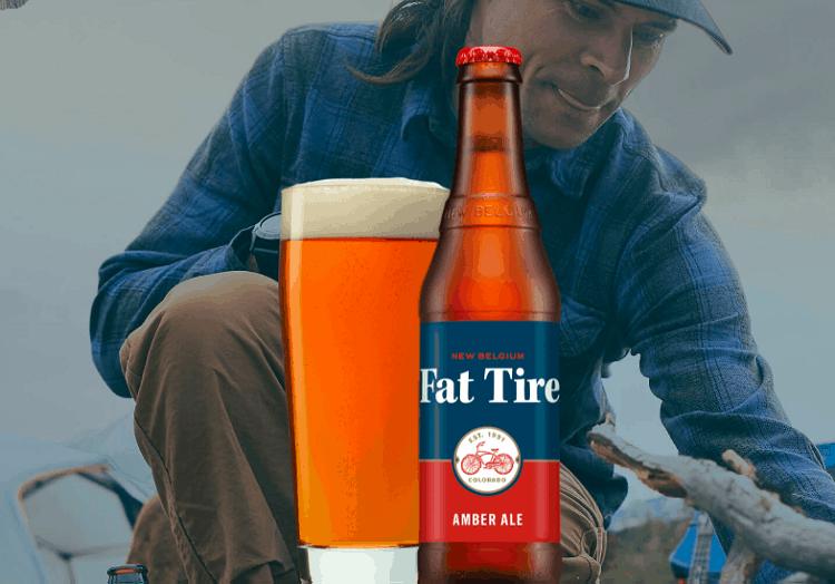 Fat Tire Belgian Style Ale