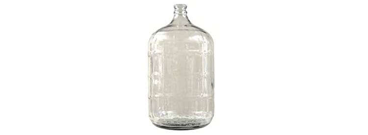 Glass Carboy (5 Gallon)