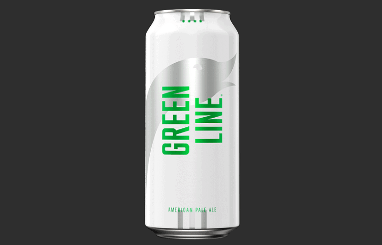 Green Line Pale Ale
