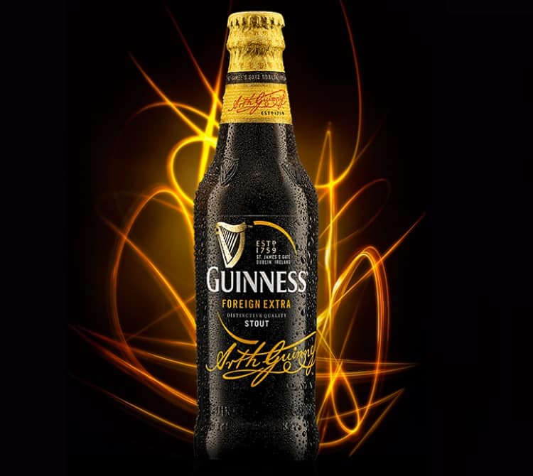 Guinness Foreign Extra Stout