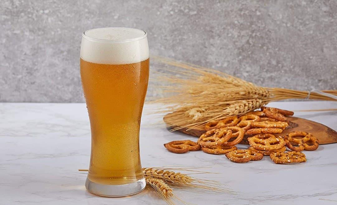 JoyJolt Beer Glass