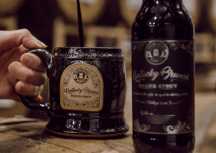 Kentucky Brunch Brand Stout Beer