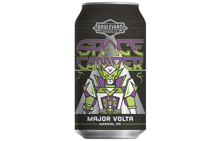 Space Camper Major Volta