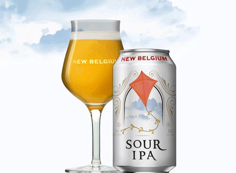 New Belgium Sour IPA