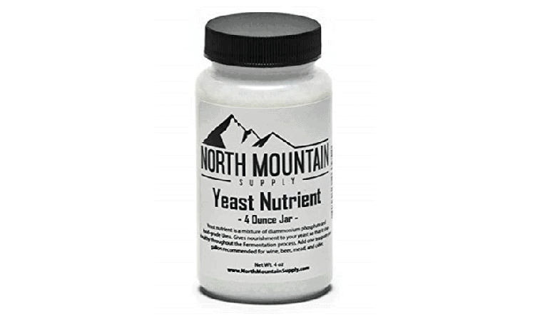 North Mountain Supply Food Grade Yeast Nutrient