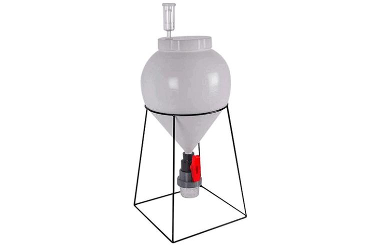 Northern Brewer FastFerment 3-gallon Conical Fermenter