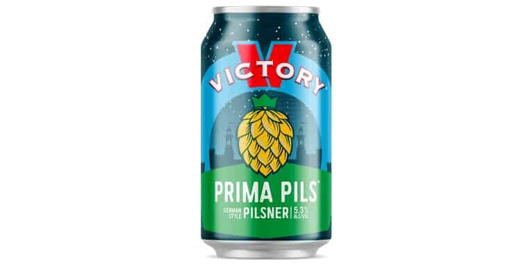 Prima Pils by Victory Brewing Co.