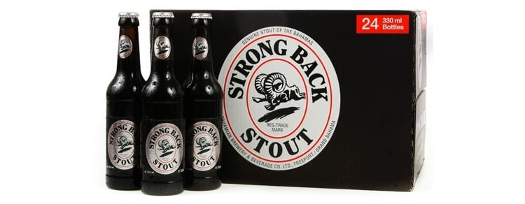 Strong Back Stout