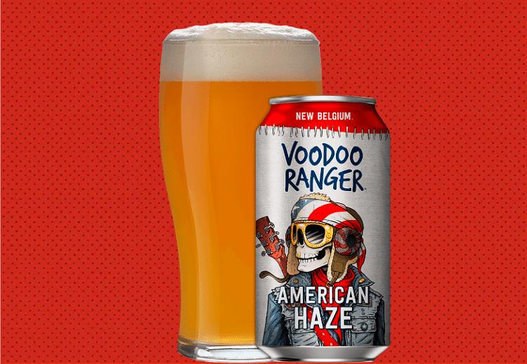 Voodoo Ranger American Haze IPA