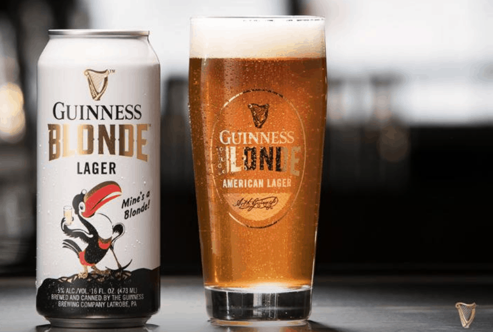 guinness blonde review
